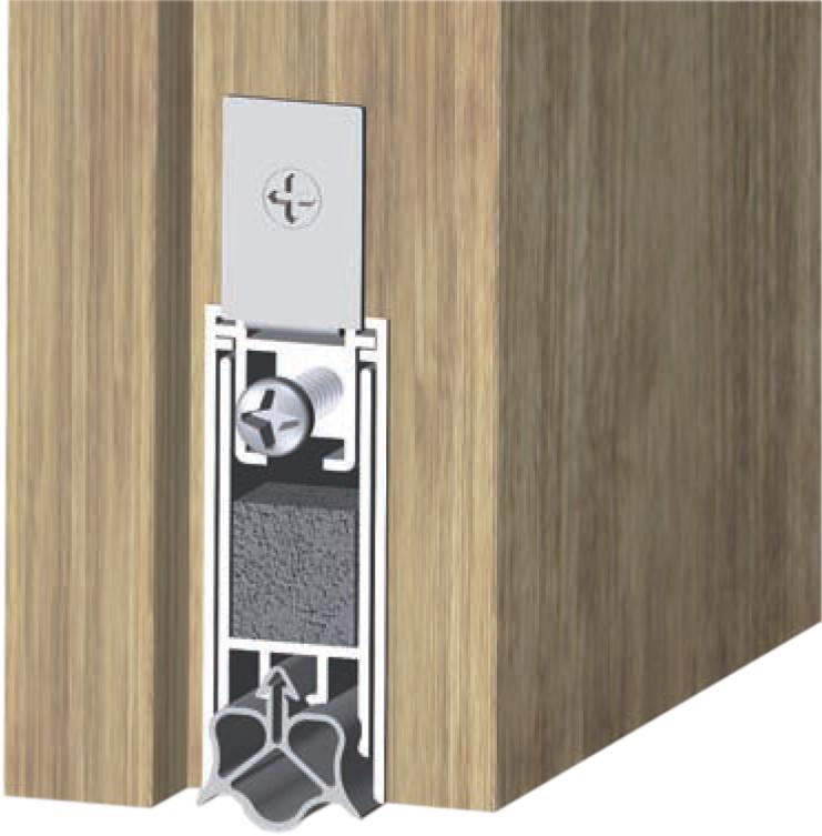 Schall Ex Jumbo 1 για ξύλινες πόρτες
