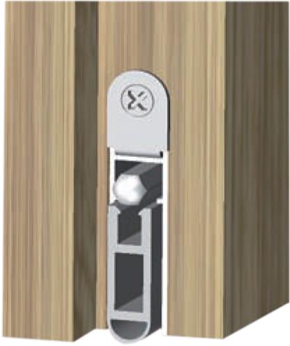 Kaeltefeind για ξύλινες πόρτες